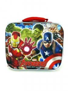 AVENGERS-RECTANGULAR LUNCH KIT