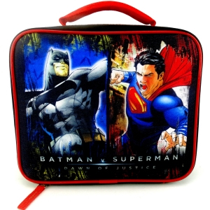 BATMAN V SUPERMAN          RECTANGULAR LUNCH KIT