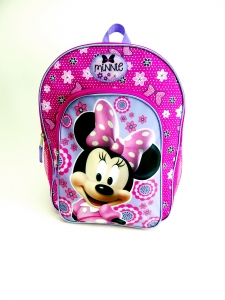 MINNIE MOUSE-LARGE BACKPACK