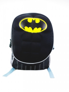 BATMAN- MOLDED CHEST LARGE BACKPACK